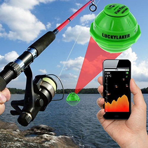 Bluetooth Fish Finders