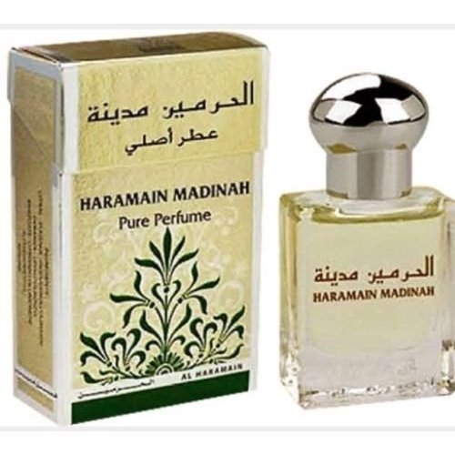 Madinah by al Haramain 15ml Oil Based Perfume - Madina Attar
