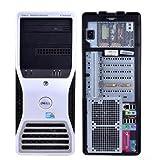Dell Precision T3500, Intel Xeon W3530 2.8GHz Quad Core CPU, 6GB memory, 1TB hard drive, NVIDIA GeForce GTX 660 SuperClocked, Windows 7 Professional Installed