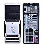 Dell Precision T3500, 1x Xeon W3680 3.33GHz Six Core Processor, 6GB DDR3 Memory, 1x 500GB Hard Drive, NVIDIA Quadro 600, DVD-RW, Windows 10 Professional Installed