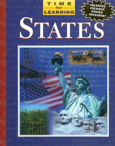 Read Online States [With Fold-Out Poster] (Time for Learning) ebook
