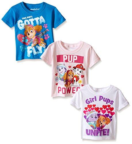 Patrol Girls Multi Pack T Shirt product image