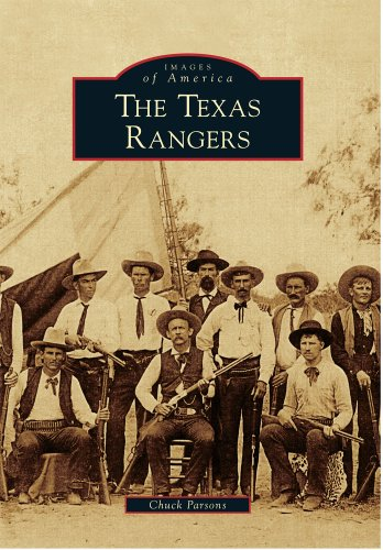 The Texas Rangers (Images of America Series)
