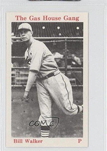 Bill Walker (Baseball Card) 1974 TCMA 1934 St. Louis Cardinals - [Base] - Gas House Gang Black #BIWA