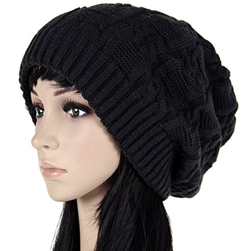 Knitted Winter Hat - 6