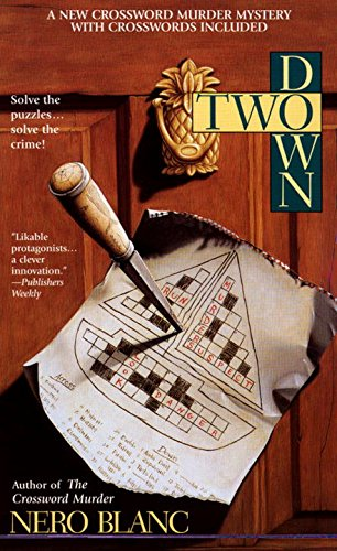 book cover of Two Down