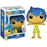 Disney Pixar Inside Out #132 Joy Pop Figurine 2015 Summer Convention Exclusive by FunKo