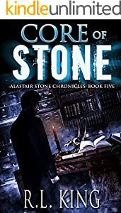 The Threshold (The Alastair Stone Chronicles Book 3)