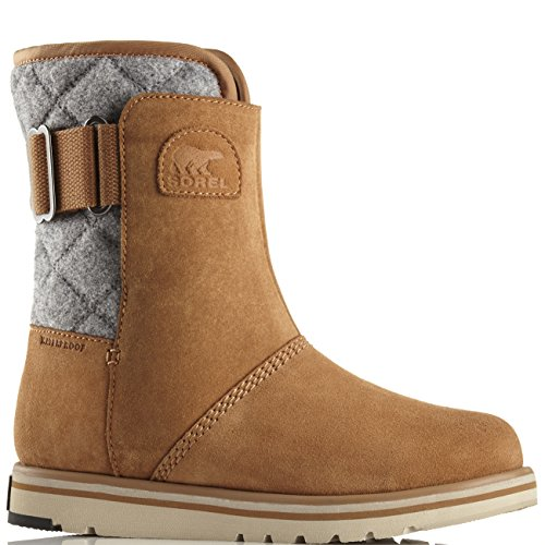 Women Sorel Rylee Snow Warm Suede Winter Half Kalf Regen Waterproof Boots Elk