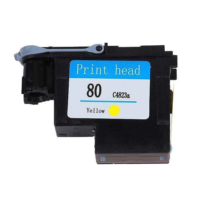 Acogedor Cabezal de impresión para HP80 Designjet Serie 1000/1050 ...