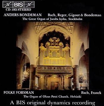 orgelmusik stockholm
