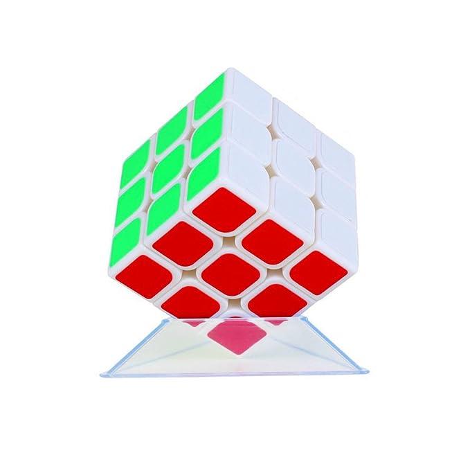 106 opinioni per Wings of wind- GuanLong 3x3x3 Magic Cube Ultra-Smooth Magic Puzzle cubo colorato