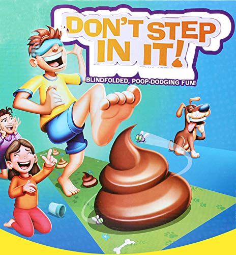 Don't Step in It Don't stepin it Game Parent-Child Game Takes Skill Toy for Your Kid Play, Relax