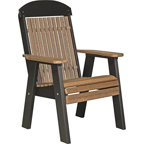 LuxCraft Classic Highback Recycled Plastic 2ft Chair Review