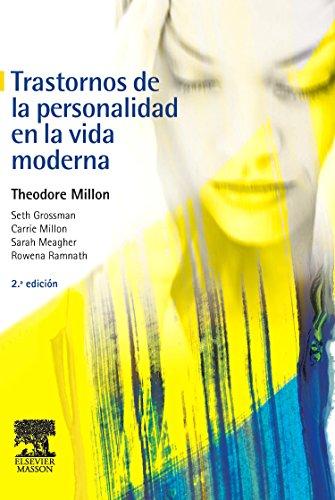 Descargar Libro Trastornos De La Personalidad En La Vida Moderna T. Millon