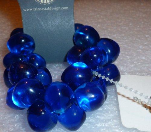 Tri Coastal Design Bracelet Blue Crystal Sacks Fifth Ave Fifth Ave Crystal