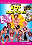 The Best Of The Adventures ( The Adventures of a Taxi Driver / The Adventures of a Private Eye / The Adventures of a Plumbers Mate ) [ NON-USA FORMAT, PAL, Reg.0 Import - United Kingdom ] by Irene Handl
