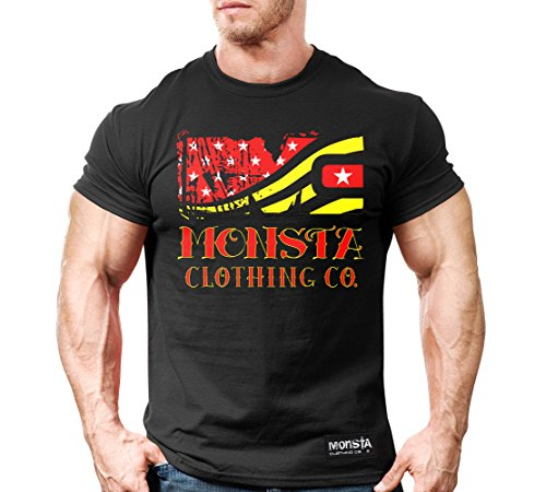 KEEP AMERICA STRONG - 277 T-SHIRT (Fill Icon Tee)
