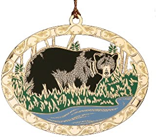 product image for ChemArt Black Bear Ornament