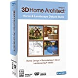 3D Home Architect Home & Landscape Deluxe Suite Version 9 [Old Version]