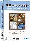 3D Home Architect® Home & Landscape Suite V9
