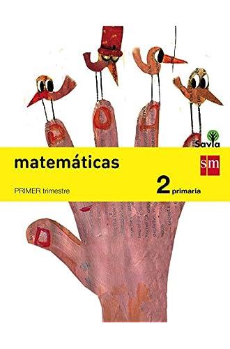 Matemáticas. 2 Primaria. Savia