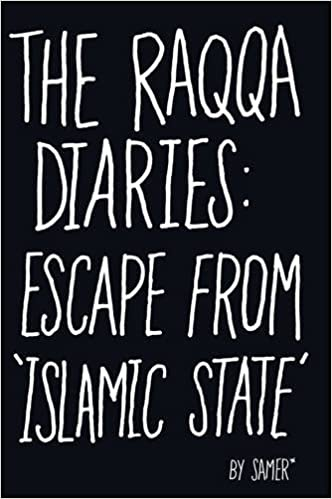 The Raqqa Diaries Book Cover