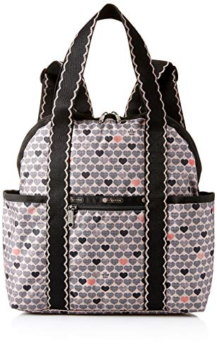 LeSportsac Classic Double Trouble Backpack, Stop for Love by LeSportsac (Image #1)