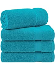 United Home Textile Cotton Paradise Luxury Hotel and Spa Quality Bathroom Shower Fingertip Towels