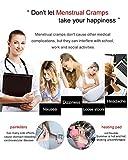 Menstrual Cramps Treatment,Natural Drug Free Device