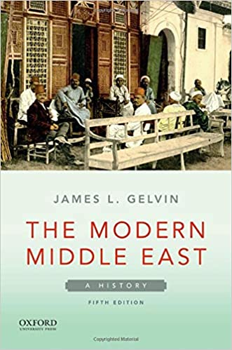 The Modern Middle East: A History, 5th Edition - Original PDF