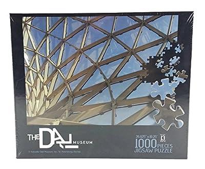 Salvador Dalí Florida Museum Enigma 1000 Piece Jigsaw Puzzle