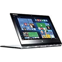 Lenovo Yoga 3 Pro 2-in-1 Ultrabook, 13.3-inch Touchscreen, Intel Core M-5Y71, 8GB RAM, 256GB SSD, USB 3.0, HDMI, Bluetooth, Windows 10, 80HE011WUS (Certified Refurbished)