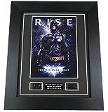Dark Knight Rises Signed + Dark Knight Rises Film Cells Framed