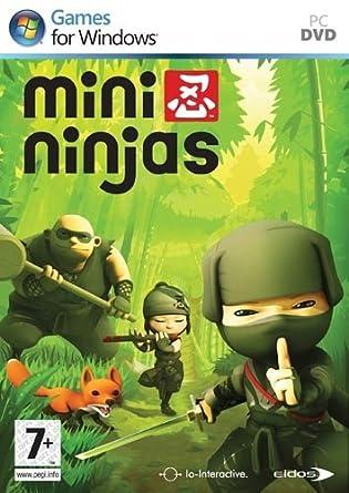 Infogrames Mini Ninjas, PC - Juego (PC, PC, Acción ...