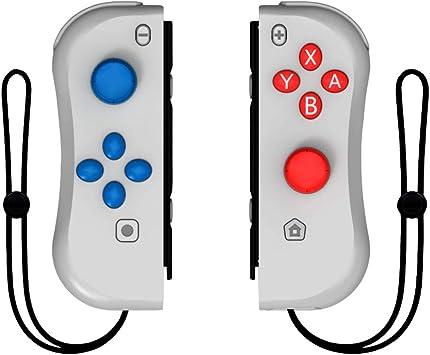 Defway Joy con Controlador para Nintendo Switch, L/R Joycon Pad ...