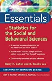img - for Essentials of Statistics for the Social and Behavioral Sciences by Barry H. Cohen (2003-10-16) book / textbook / text book