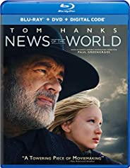 News of the World Blu-ray + DVD + Digital - BD Combo Pack