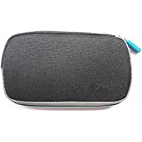 Junsi Zipper Storage Case Cover Bag Pouch for Bose QC20 QC 20 QC20i QC 20i Headphones