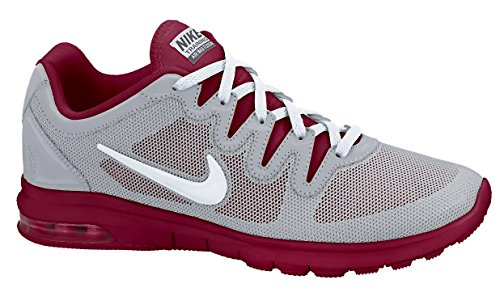 Nike Women's Air Max Fusion Team Wolf Grey white Red US 11.5 M visit new cheap online tSFEdg