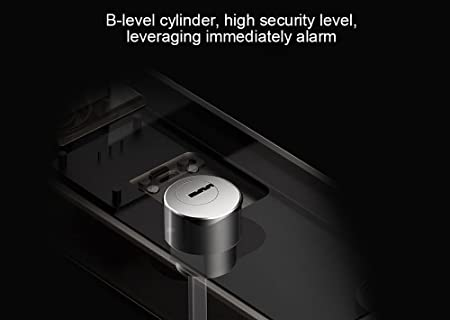 HAPQIN Aqara Smart Door Touch Lock para la Seguridad del hogar: Amazon.es: Hogar