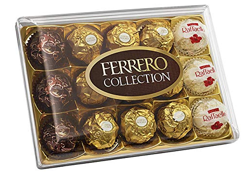 Ferrero Collection Mit Rocher Rondnoir Und Raffaello 1er Pack 1 X