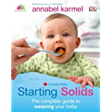 Starting Solids Canadian Edition