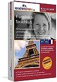 Französisch-Basiskurs mit Langzeitgedächtnis-Lernmethode von Sprachenlernen24.de: Lernstufen A1 + A2. Französisch lernen für Anfänger. Sprachkurs PC CD-ROM für Windows 8,7,Vista,XP / Linux / Mac OS X