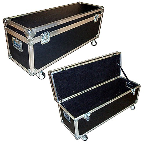 Drum Stands and Hardware 3/8 Ply Heavy Duty ATA Case - Medium Size by Roadie Products, Inc.