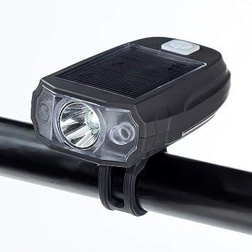 BENALH - Equipo de Carga Solar para Bicicleta (USB, inducción ...