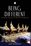 Being Different: An Indian Challenge to Western Universalism (English Edition)
