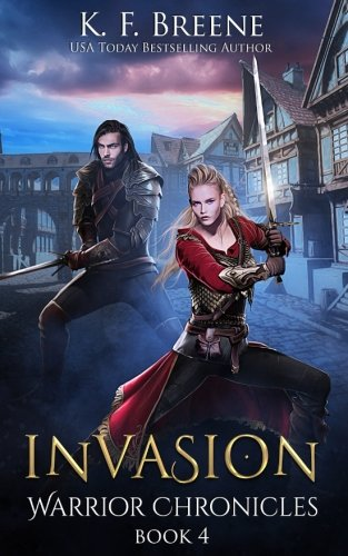 Invasion (Warrior Chronicles #4) (Volume 4) for sale  Delivered anywhere in USA