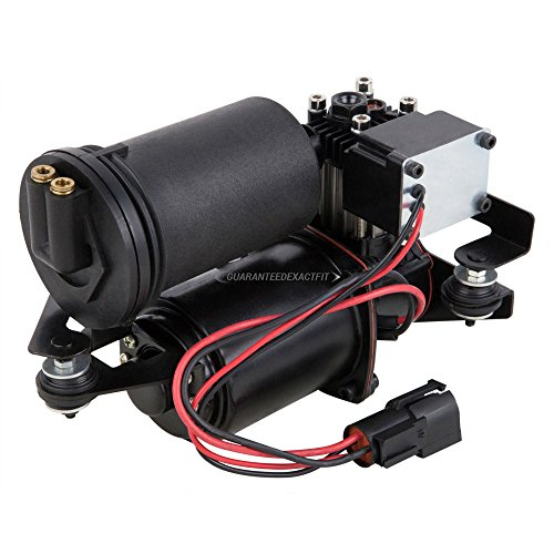 Air Suspension Compressor For Ford Crown Victoria Lincoln Town Car Mercury Grand Marquis - BuyAutoParts 78-10017AN New