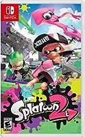 Splatoon 2 - Nintendo Switch - Standard Edition